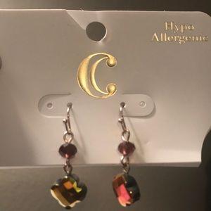 Hypo Allergenic Drop Earrings